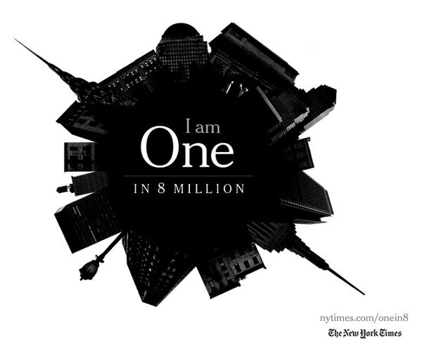 icon one in 8 million